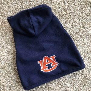 Auburn tigers dog shirt large